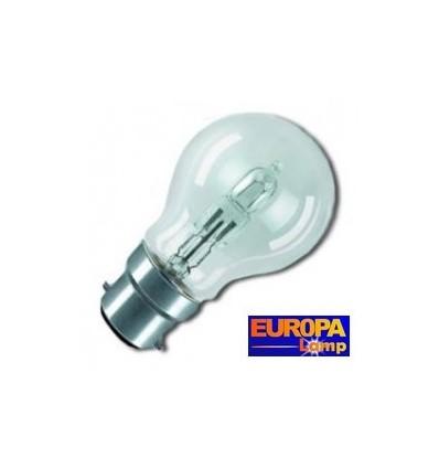 Ampoule Halogène Standard B22 Europalamp