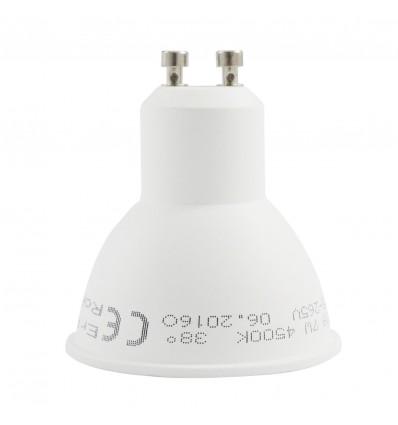 Lot de 5 Ampoules LED 5W GU10 Blanc Froid