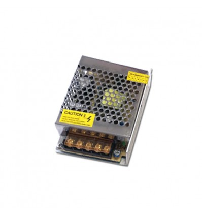 Alimentation pour Ruban LED 150W 12V 1.25A - METAL