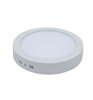 HUBLOT LED 18W ROND BLANC CHAUD INTERIEUR IP20