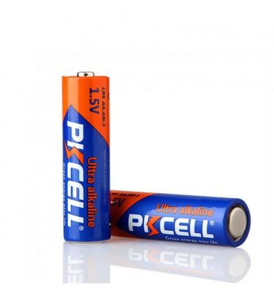 Piles AAA LR03 Ultra Alcaline PKCell 1.5V