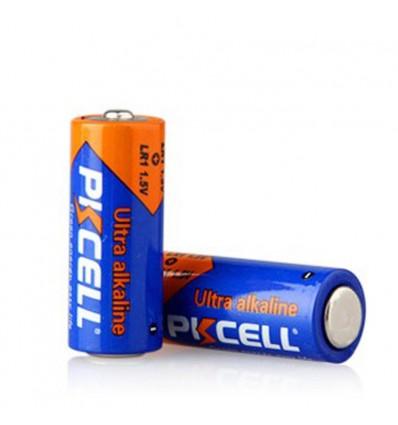 Blister x2 Piles LR1 1.5V Ultra Alcaline PKCell - Projecteur LED Shop