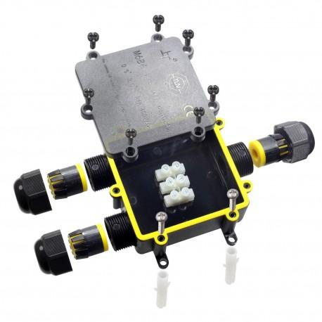 Boitier Derivation Etanche IP68