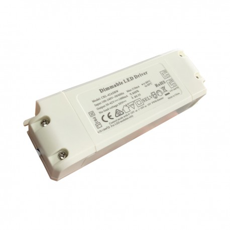 Driver 40W DIMMABLE pour Dalles LED