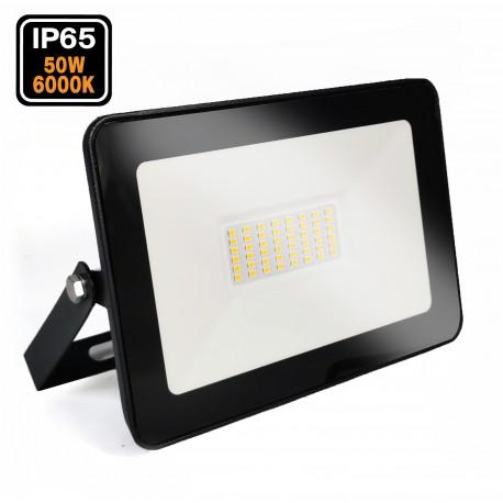 Projecteur LED 50W Black Ipad 6000K Haute Luminosité