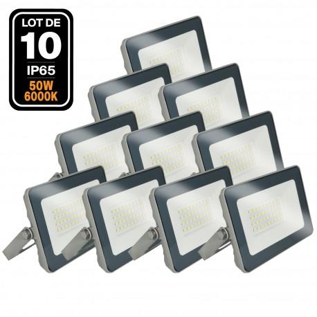 Projecteur LED 50 Watts Classic 6000K - Projecteur LED SHOP