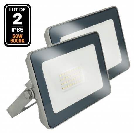 Projecteur LED 50 Watts Classic 6000K