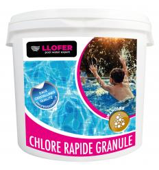 5KG CHLORE CHOC GRANULE