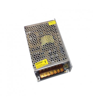 Alimentation LED 60W 12V 5A - METAL