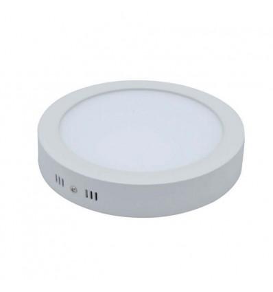 HUBLOT LED 18W ROND BLANC CHAUD INTERIEUR IP20