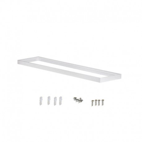 Kit saillie pour Dalles LED 120x30cm