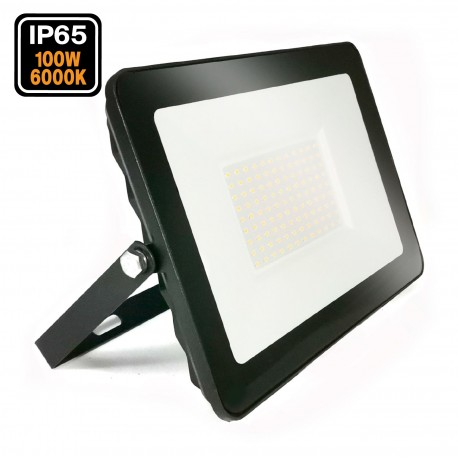 Projecteur LED 100W Black Ipad 6000K Haute Luminosité