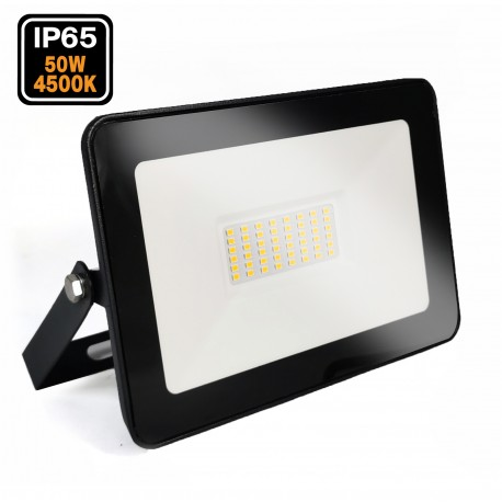 Projecteur LED 50W Black Ipad 4500K Haute Luminosité