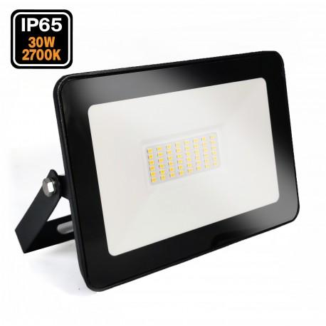 Projecteur LED 30W Black Ipad 2700K Haute Luminosité