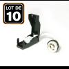 Douille GU10 Céramique Automatique 230V classe 2